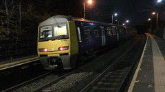 Northern 321901 at Outwood (MTSSV8 Films) Tags: northern british rail class 321 trains train electric multiple unit emu outwood railway station east coast mainline ecml united kingdom england passenger commuter