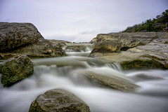 Pedernales Falls (In explore 17/11/2018) (EricMakPhotography) Tags: waterfall water river rock state park sky