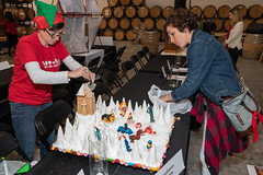Dabney_181104_3008 (Better Housing Coalition) Tags: gingerbread hardywood bhcyp fundraiser