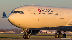 Delta A330 (Green 14 Pictures) Tags: a330 a330300 a333 ams avgeek avporn airbus airbusa330 airbusa330300 aircraft airline airlines airplane airport airways amsterdam amsterdamairportschiphol aviation dal dl delta deltaairlines eham holland n808nw schiphol schipholairport thenetherlands hoofddorp noordholland nederland nl
