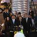 Llegada de Xi Jinping, presidente de China