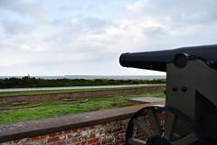 DEH_8430 (sobca) Tags: fortmacon statepark nc museum civilwar boguebanks atlantic ocean csa usnationalregisterofhistoricplaces northcarolina