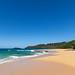 Wide Secret beach Kauai Hawaii