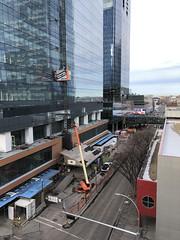 Ice district Edmonton Stantec tower (jasonwoodhead23) Tags: glass construction alberta edmonton district ice