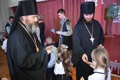 24. Праздник святителя Николая в Лесной школе 19.12.2018