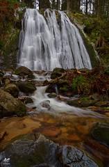 Cascade de la Pissoire (Vosges, France)