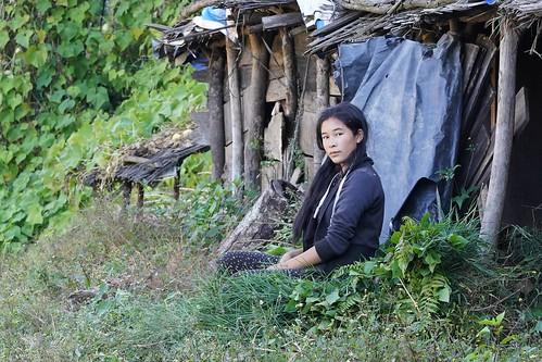 Portrait Népal