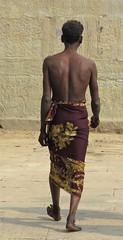 varanasi 2017 (gerben more) Tags: varanasi benares man india back shirtless