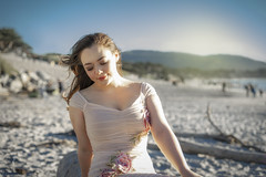 Remembrance (Luv Duck - Thanks for 14M Views!) Tags: select genevieve beautifulgirl beautifulbody californiagirls carmelbythesea beach model modeling photoshoot california