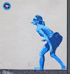 - (txmx 2) Tags: hamburg streetart stencil cutout pasteup liebsein altona ottensen