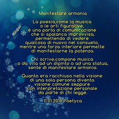 Manifestare armonia – Showing harmony (Poetyca) Tags: featured image poetycamente immagini e poesie sfumature poetiche poesia