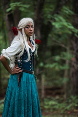 Elf in the Woods (The Townshend) Tags: makanda illinois unitedstates us fantasy portrait elf dnd dungeonsanddragons larp liveactionroleplay chroniclesoftherealm