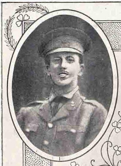 O'Brien, Aubrey Ulick 1893