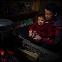 ...nightly ritual... (alexandre.ravkov) Tags: portret nepal