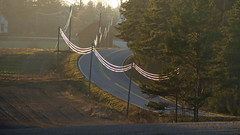As you see telcos use glass fiber cables   [P1130375a] (SeppoU [Read 'About' for info!]) Tags: suomi finland lohja syksy autumn marraskuu november 2018