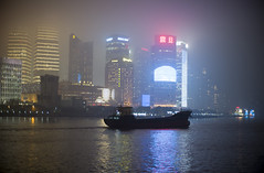Ships on the Shanghai River (ARROWSMITH) Tags: rupert arrowsmioth ships shanghai china river night lights noctilux 10