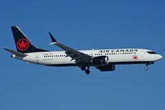 C-FSNU (Air Canada) (Steelhead 2010) Tags: aircanada boeing b737 b737max8 yyz creg cfsnu