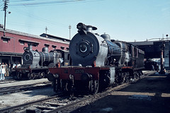 Lahore broad gauge (Bingley Hall) Tags: rail railway railroad transport train transportation trainspotting locomotive engine steam asia pakistan lahore locodepot locoshed 280 hgs broadgauge oilburner vulcanfoundry