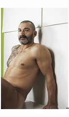 A #GentsomeMagazine exclusive: #Guaizine ft. #FashionDesigner #MarcoBynichakis Model: #MarioArena | Dec. 2018 (GUAIZINE) Tags: moda fashion menswear menstyle muscle muscles daddy martinleon guaizine marioarena marcobynichakis