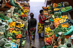 fruit (Wöwwesch) Tags: fruit colors vegetable market africa local interesting tasty
