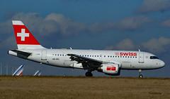 Airbus A319-112 n° 713 ~ HB-IPU  Swiss (Aero.passion DBC-1) Tags: spotting cdg 2009 dbc1 david roissy airlines airport airliner biscove aeropassion avion aircraft aviation plane airbus a319 ~ hbipu swiss