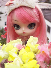 Vic (♪Bell♫) Tags: dal loa flowers doll groove