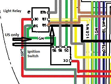 Superb Bmw R80 Wiring Basic Electronics Wiring Diagram Wiring Database Ilarigelartorg