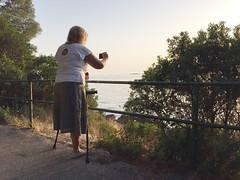 amp-1759 (vsmrn) Tags: amputee woman crutches onelegged