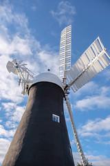 Holgate Windmill, January 2019 - 07