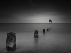 Lighthouse (hammermad) Tags: 2018 beach coast dovercourt essex morning sea seascape sunrise water landscape light lighthouse ocean