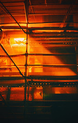 Abstrait :-) (Chocolatine photos) Tags: makemesmile photo photographesamateursdumonde nikon nikonpassion coloré black yellow symétrie abstrait flickr