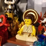 Milarepa Defeats the Demons of Red Rock Jewel Valley_4 thumbnail