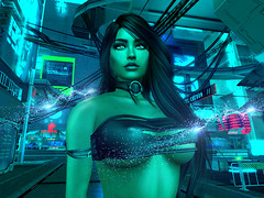 Orion (Camila Runo) Tags: secondlife second life sl scifi babes chicks sex hot tits cyber erotic