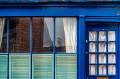 Lewes Windows (larryvanhowe) Tags: unitedkingdom lewes manuallens pentax50mm europe sussex