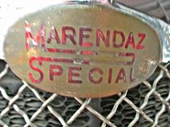 137 Marendez Special (1926-36) Badge - History (robertknight16) Tags: marendez badge badges automobilia captmarendez haynes
