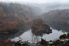 Quiet (HonleyA) Tags: fuji xpro2 landscape winter fog alanparkes westyorkshire huddersfield