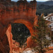 Bryce Canyon - Sunlit Bridge