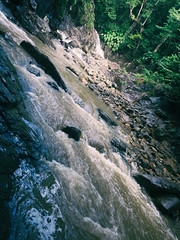 follow the flow (Al Fed) Tags: 20180907 france guadeloupe waterfall river creek water jungle rafting action wild flow