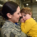 Santa visits South Carolina Air National Guard Airmen and families