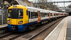 378220 (JOHN BRACE) Tags: 2009 bombardier derby built class 378 capitalstar emu 378220 seen highbury islington london overground livery