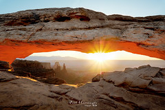 Mesa Arch (jo.haeringer) Tags: mesaarch canyonland sunshine sun colorado usa utah fuji xt2 nisi rollei