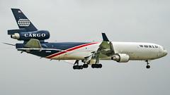 World Airways McDonnell Douglas MD11(F) N279WA Mumbai (BOM/VABB) (Aiel) Tags: worldairways mcdonnelldouglas md11 md11f n279wa mumbai cargo freighter