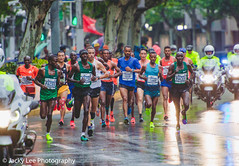 LD4_8713 (晴雨初霽) Tags: shanghai marathon race run sports photography photo nikon d4s dslr camera lens people china weekend november 2018 thousands city downtown town road street daytime rain staff