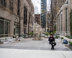 POPS401: Public Plaza, 99 Church Street - 30 Park Place (Four Seasons Hotel), Tribeca, Downtown Manhattan, New York City (jag9889) Tags: 2018 20181117 architecture art artwork building fourseasons hotel house kunst lodging lowermanhattan manhattan ny nyc newyork newyorkcity outdoor popos pops people plastik plaza privatelyownedpublicspace publicplaza publicspace sculpture skulptur tribeca usa unitedstates unitedstatesofamerica jag9889