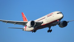 VT-ANB Boeing 787-8 Dreamliner Air India (R.K.C. Photography) Tags: vtanb boeing 7878 b787 airindia ai aic dreamliner aircraft aviation airliner london england uk unitedkingdom londonheathrowairport lhr egll canoneos100d
