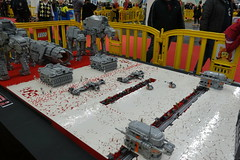 Battle of Crait (XoverBrick) Tags: lego legofanwelt legofanwelt2018 legostarwars starwars afol imperiumdersteine
