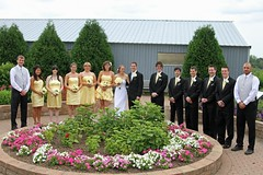 "The Wedding Party at Peck Farm • <a style=""font-size:0.8em;"" href=""http://www.flickr.com/photos/109120354@N07/45192915435/"" target=""_blank"">View on Flickr</a>"