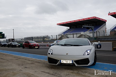 20181208 - Fast Rennes Telethon - Lamborghini Gallardo - N(3123) (Lhermet Photographie) Tags: fastrennes lamborghinigallardo nikkor18105 nikond5500 nikon