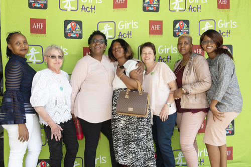 South Africa - International Day of the Girl 2018