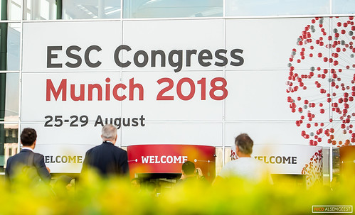 ESC Congress Munich 2018